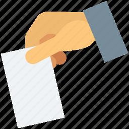 casting vote, elections, political, survey, voting icon