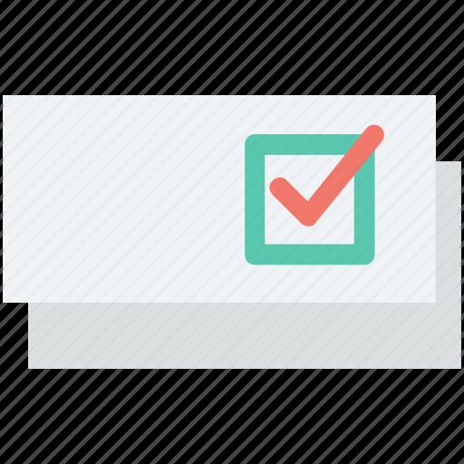 appointment, checklist, list, to do, vote icon