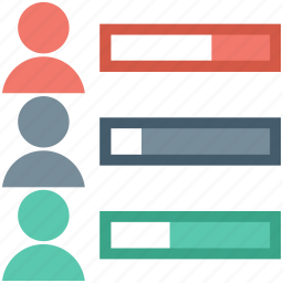 candidate ranking, elections, poll, poll results, ranking icon