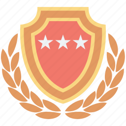 emblem, police badge, police shield, security badge, sheriff badge icon