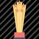 achievement, award, prize, reward, trophy