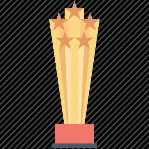 achievement, award, prize, reward, trophy icon