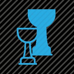 awward, cup, first, place, reward, win icon