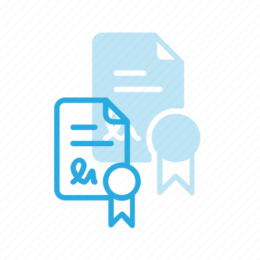 Awward, certificate, certify, document, reward icon - Download on Iconfinder