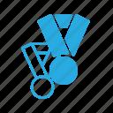 awward, badge, medal, reward, win, winner
