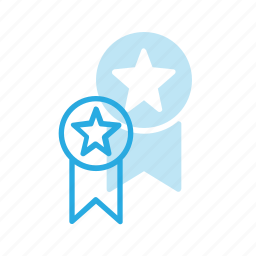 awward, badge, medal, reward, win, winner icon