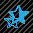 awward, half, rate, rating, reward, star