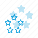 awward, five, rating, reward, star, stars icon