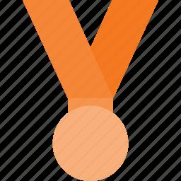 award, badge, medal, reward, win, winner icon