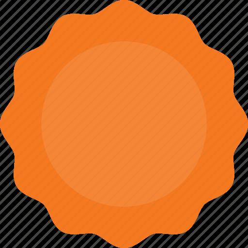 award, badge, reward, seal, stamp, sticker, wax icon