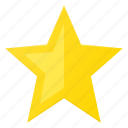 award, half, rate, rating, reward, star