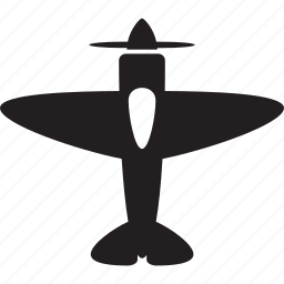 military, plane, transport, war icon