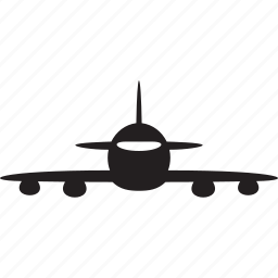 aircraft, military, plane, transport, war icon
