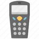 barcode scanner, barcode search, bluetooth scanner, handheld scanner, optical scanning icon