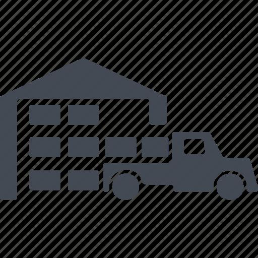 'Warehouse logistics' by Oleksandr Yeromin