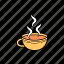 cup, tea, liquid, drink, hot, beverage