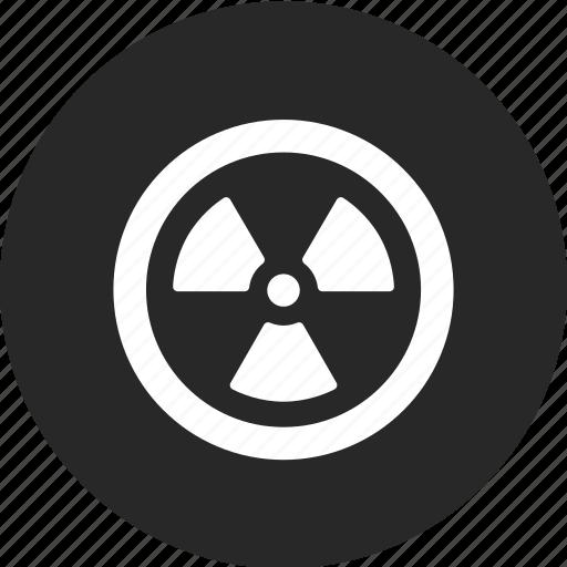 bio hazard, danger, hazard, nuclear bomb, toxic icon