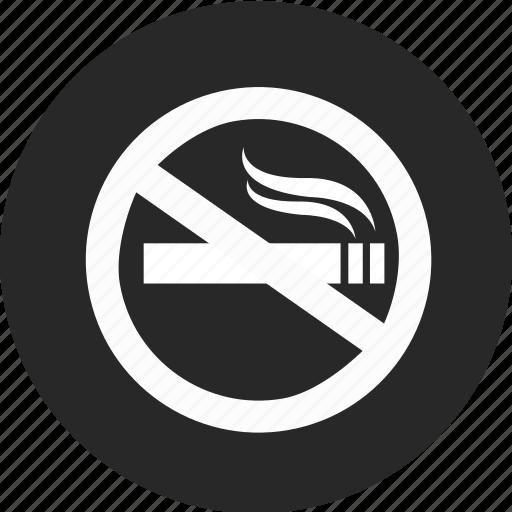 banned, no, no smoking, smoke, smoking icon