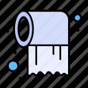 care, paper, roll, tissue icon
