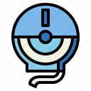 paper, roll, towel, tissue, dispenser icon