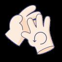 clean, coronavirus, gesture, hand, instruction, virus, wash icon