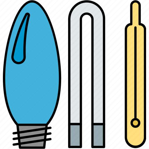 bulb, energy bulb, furniture bulb, lamp, light bulb, mercury, thermometer icon