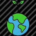 ecological greenery, ecology, environment, gardening, greenery, leaf planting, planting icon
