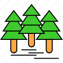 agriculture, ecology, forest, gardening, greenery, nature, trees icon