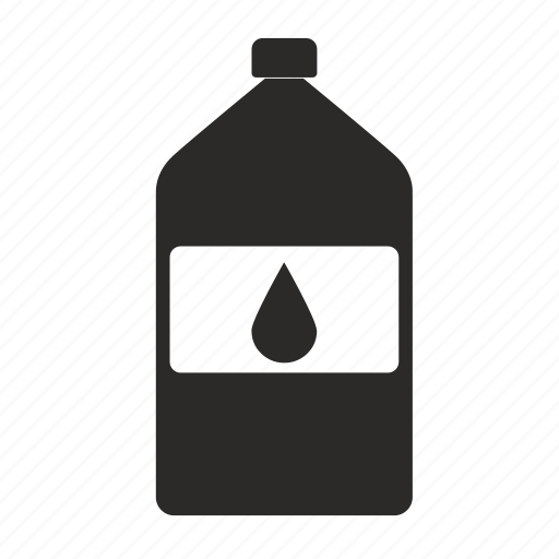 big, bottle, of, water icon