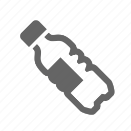 bottle, cold, drink, drinking, liquid, plastic, water icon