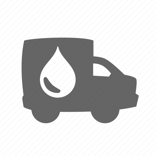 container, delivering, drop, liquid, office, transportation, water icon