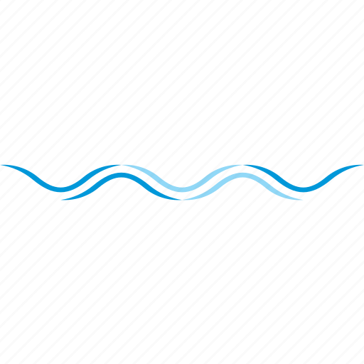 design, element, ocean, water, wave, waves icon