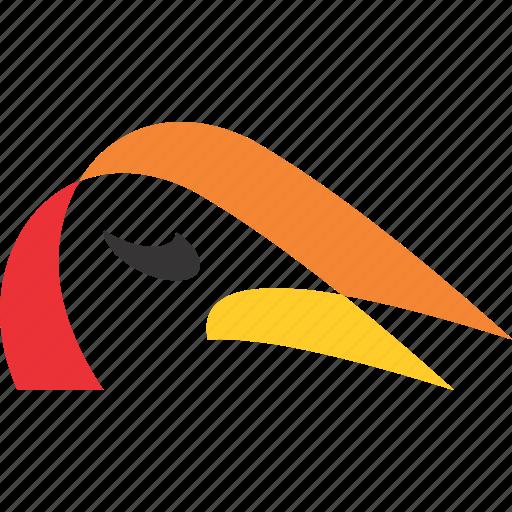 Beak, bird, face icon - Download on Iconfinder on Iconfinder