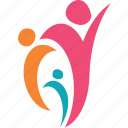 care, childhood, children, kids, kindergarten, teacher icon