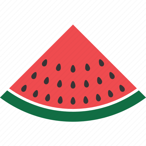 fruit, seeds, watermelon icon