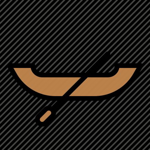 boat, marine vessel, paddle boat, ship, vehicle, watercraft icon