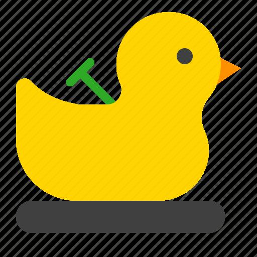 boat, marine vessel, rubber duck, ship, vehicle, watercraft icon