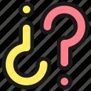 information, desk, question, help