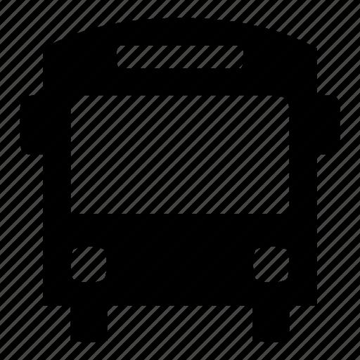bus, public, public transit, public transportation, ride, transit, transportation icon
