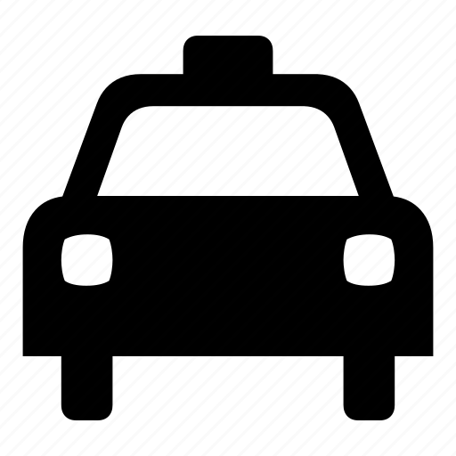 auto, cab, car, taxi, transport, transportation, vehicle icon