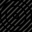 fighting target, fighting weapon target, goal, shooting target, weapon target icon