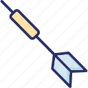 fighting weapon, linstock, martial arts, throwing weapon, weapon icon