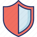 defend, defense, guard, protect, shield icon