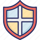 defence, defend, guard, protect, shield icon
