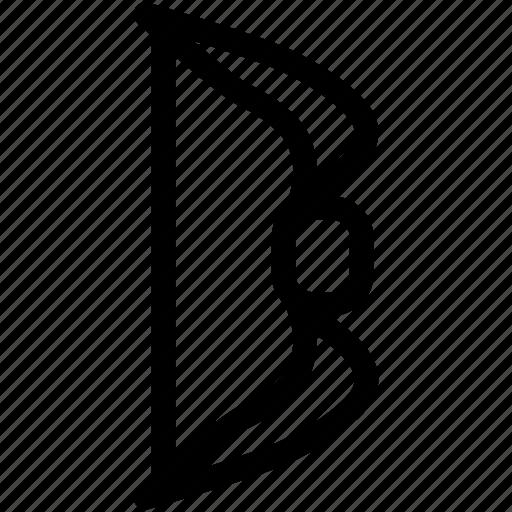 bow, bowman icon
