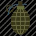 bomb, grenade, hand, nade, weapon