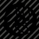blade, ninja, shuriken, star, weapon icon