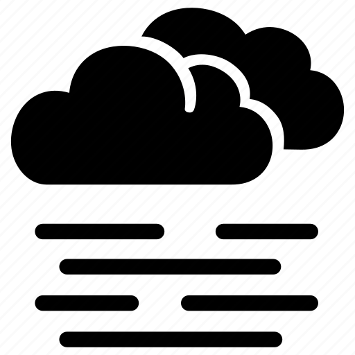 climate, clouds, fog, forecast, prediction, weather icon
