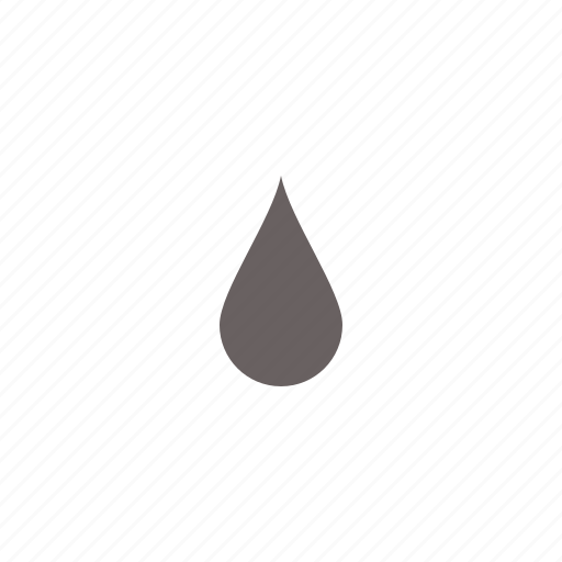 drop, weather icon