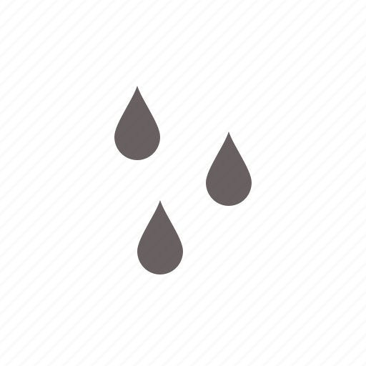 drops, weather icon